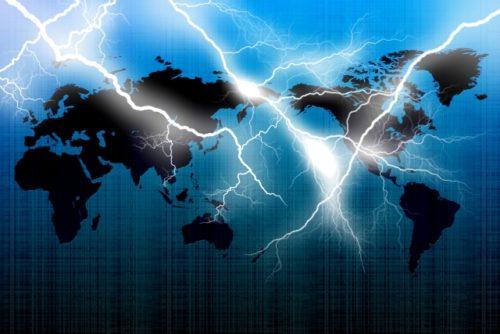 停電の写真